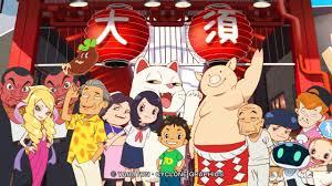 オリジナルアニメ『大須のぶーちゃん』